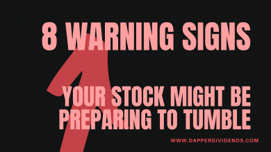 Photo of 8 Warning Signs Your Stock Might be Preparing to Tumble